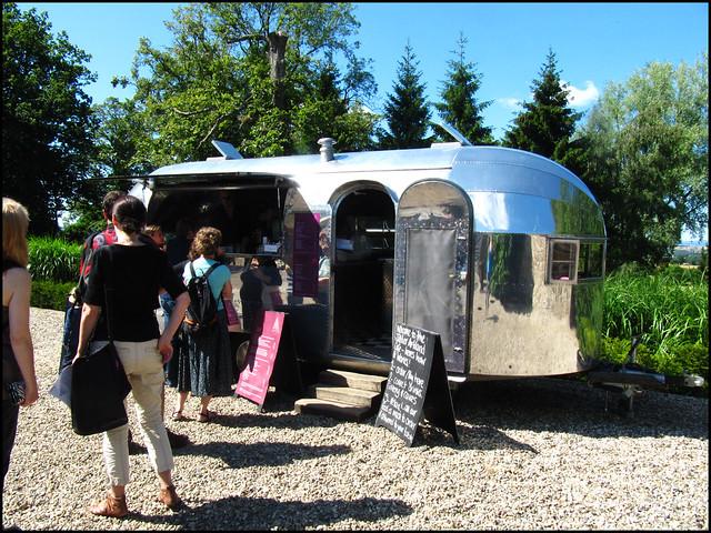 bullet trailer cafe