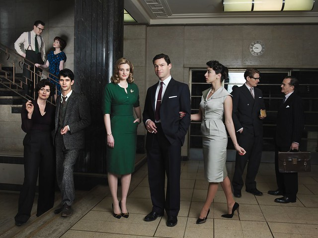 the hour bbc cast