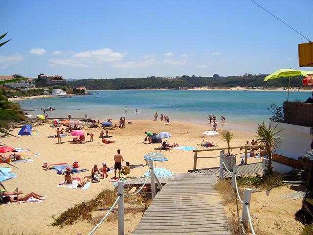 Vila Nova de Milfontes, Portugal
