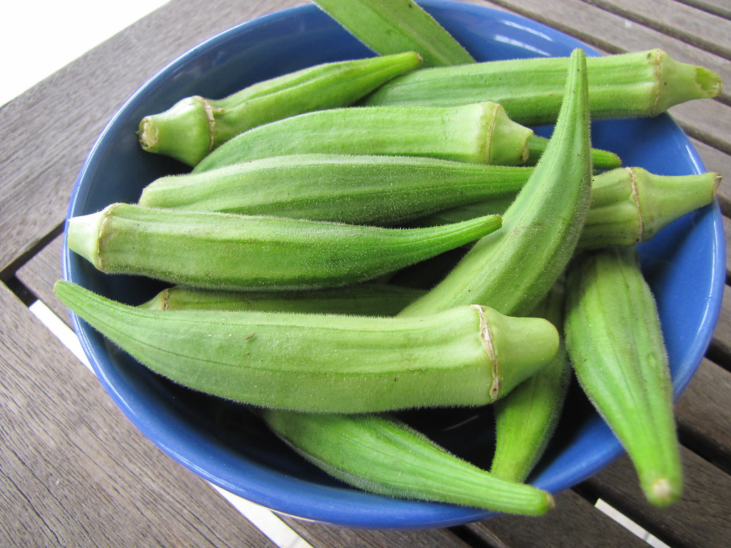 Green Gumbo with Fresh Corn & Okra – Not Eating Out in New ...