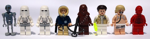 All Minifigures