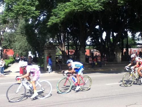 Cycling in Oaxaca 07.2011