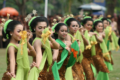 Tari Gambyong Yogyakarta Tari Gambyong