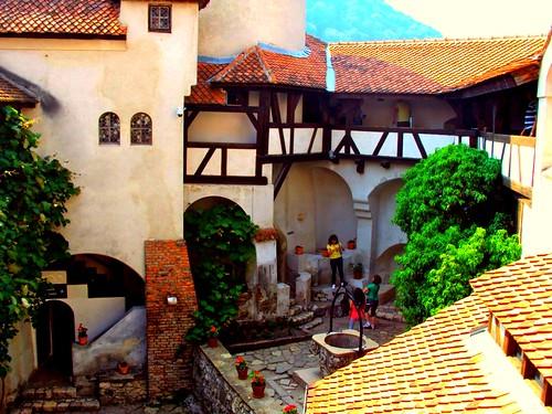 Castle of Bran, Dracula's Castle, Romania