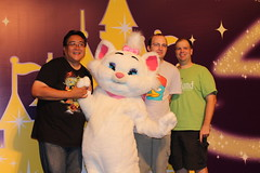 Meeting Marie at the Disneyland Hotel at Hong Kong Disneyland (Castles, Capes & Clones) Tags: china marie hongkong disney disneylandhotel aristocats disneycharacters hongkongdisneyland hongkongdisneylandresort lorenjavier danbrace jonfielder