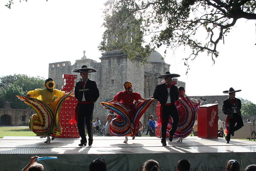 Mexicapan Folklorico Ballet at Mission San Jose