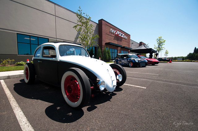 Portland Speed Industries - Summer Cruise-In 2011 007.JPG