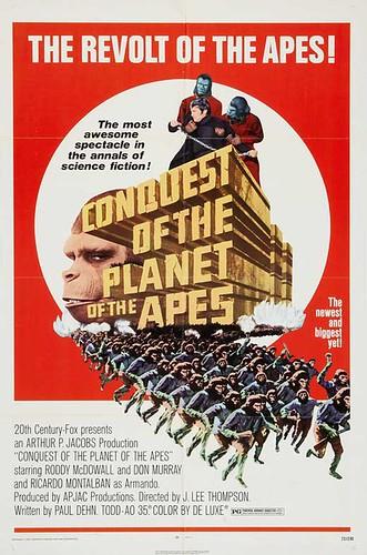 Conquest of Apes