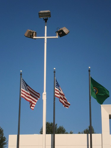 Flags and Poles