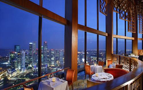 New Asia Bar, Swissotel, Singapore
