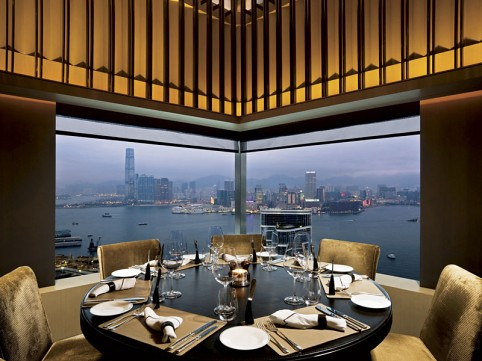 Café Gray Bar, Upper House Hotel, Hong Kong