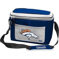 Denver Broncos Coleman 12 Pack/Can Cooler Bag