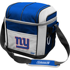 New York Giants Coleman 24 Pack/Can Cooler Bag