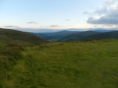 Evening spin to Wicklow Mountains