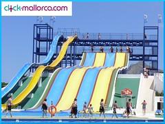 Parques acuáticos en Mallorca