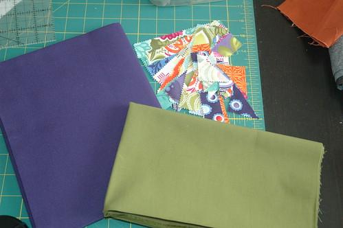 Scraps and Fabrics