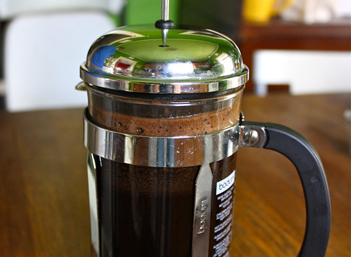 Coffee in French Press