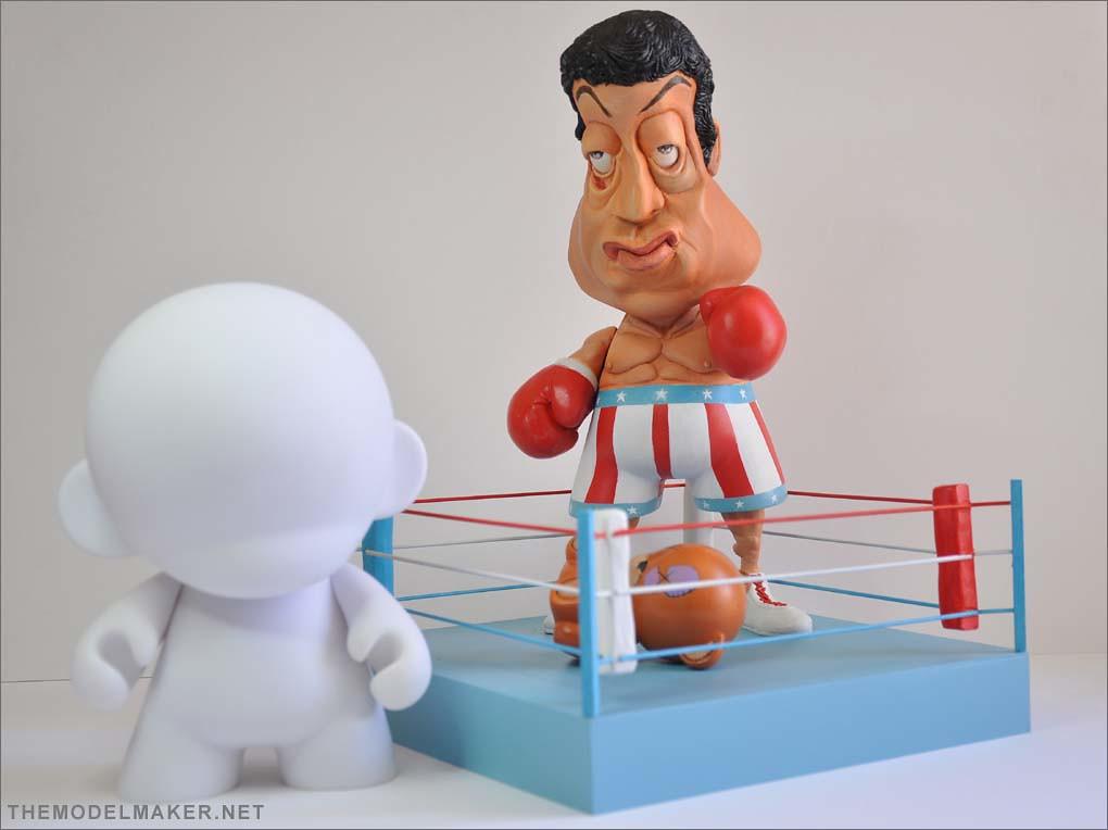 Munny Rocky 3
