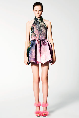 Christopher Kane Resort 2011-10