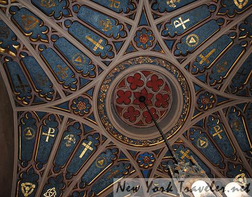 Trinity21 Entry Ceiling