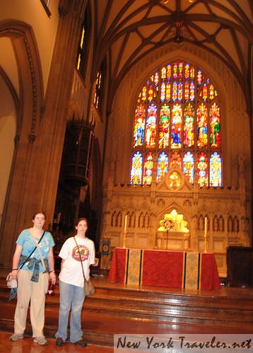 Trinity28 Girls by Altar