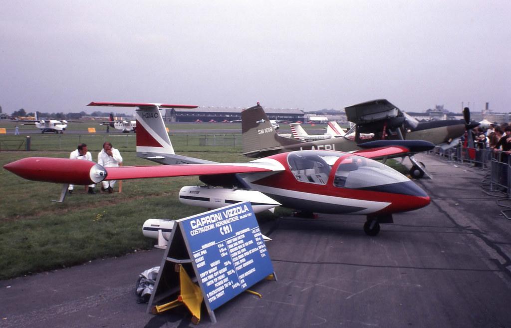 Caproni Vizzola C.22J