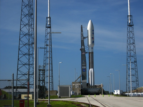 Atlas V 551 with Juno at SLC 41