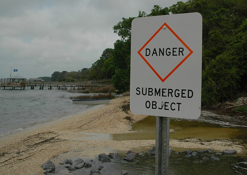 Suspicious Beach