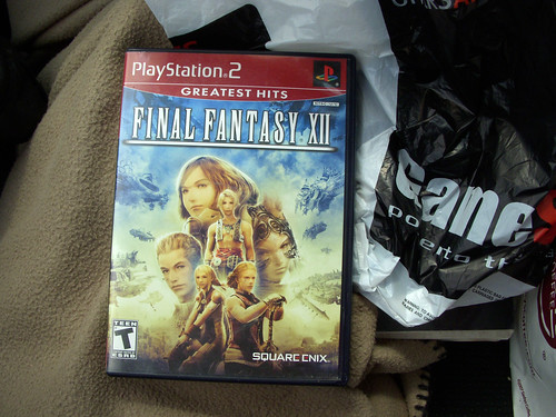 PS2FinalFantasyXII