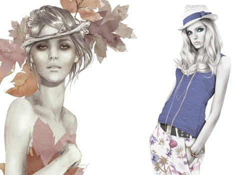 6013703345 085bd79e1d 30 Fashion Illustrators You Can't Miss Part 3
