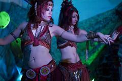 Koreshakti Tribal Fusion (austinspace) Tags: portrait woman washington dance spokane tribal belly fusion performer merlyns koreshakti