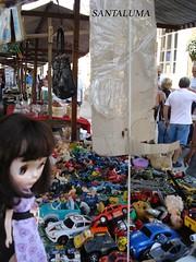 Tabatha na feira de antiguidades da pça 15!!