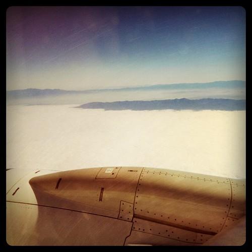 Homeward bound.