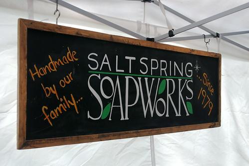 Saltspring Soapworks