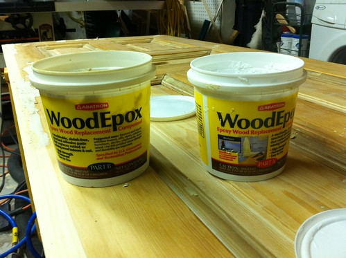 Innovative Dover Projects Repair Wood Rot Epoxy Wood Filler