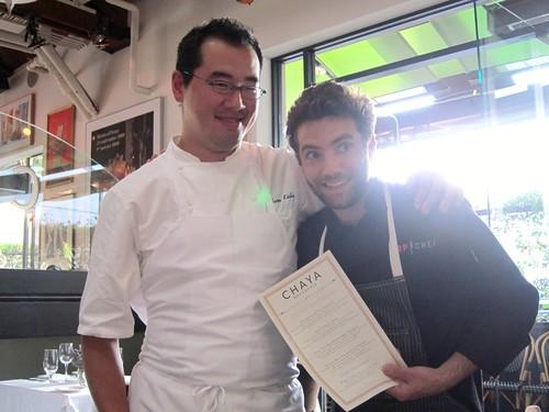 Haru Kishi and Marcel Vigneron