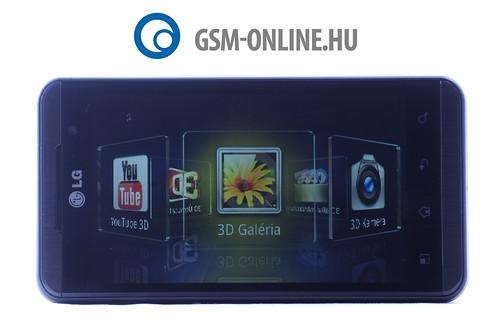 LG Optimus 3D galéria 1