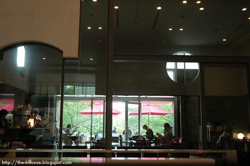 MoMAK - Cafe