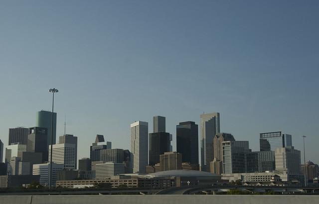 D1 Houston skyline