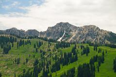 Big Cottonwood Canyon and Solitude Ski Resort