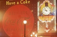 England 1969 - London, Piccadilly Circus (borntobewild1946) Tags: werbung ad advertising london england berndloos copyrightbyberndloos borntobewild1946 piccadillycircus 1969 coke cocacola flashbakcom
