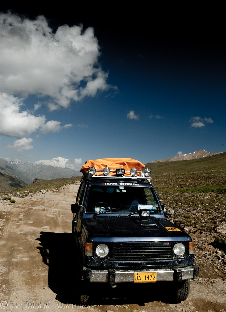 Team Unimog Punga 2011: Solitude at Altitude - 6028085007 504f9319dd b