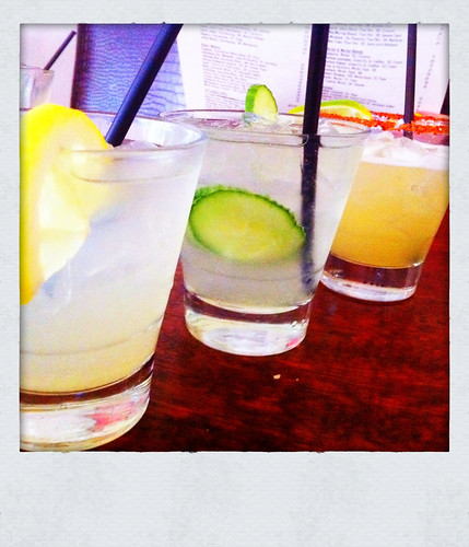 Cocktails, J six, San Diego