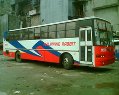 Philippine Rabbit 9075 (Bus Ticket Collector) Tags: bus avenida pub philippines abra hino diehards prbl philippinerabbit pbpa philippinebusphotographersassociation