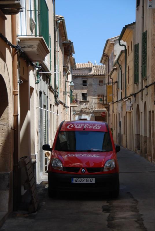 Mallorca 2011: Pollenca