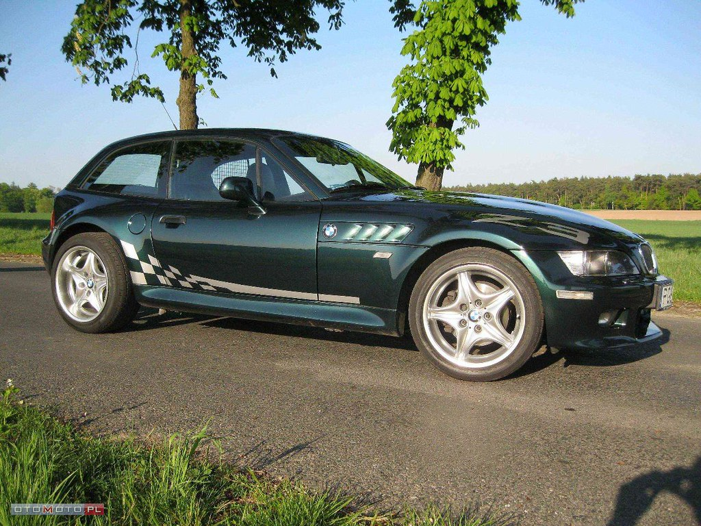 2000 Z3 Coupe Oxford Green Black Coupe Cartelcoupe Cartel