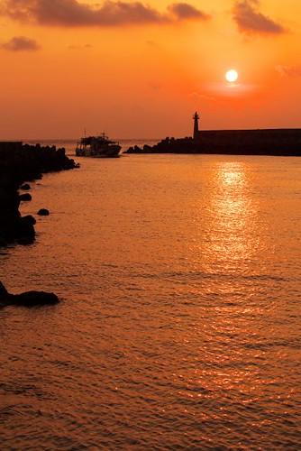 Sunset, Taiwan