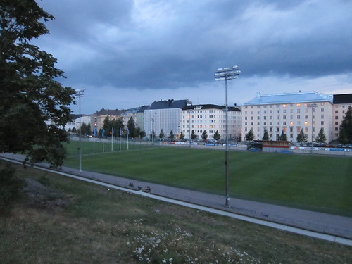 Helsinki Football Fields