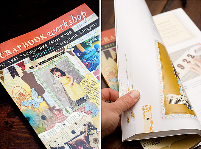 scrapbook workshop book