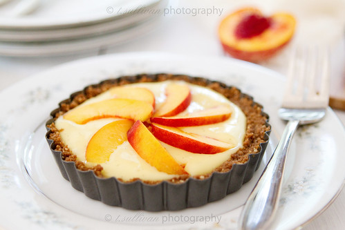 Peach Creme With Gingersnap Crust Recipes — Dishmaps
